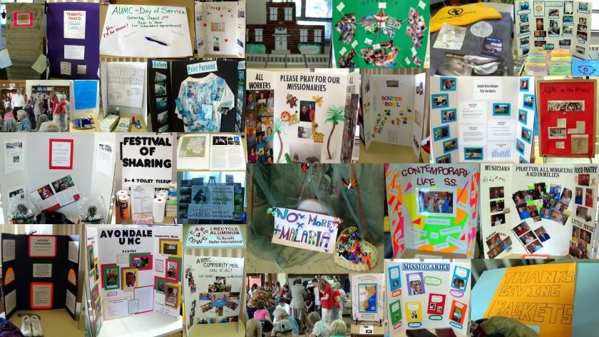 2014-07-20 AUMC Mission Fair