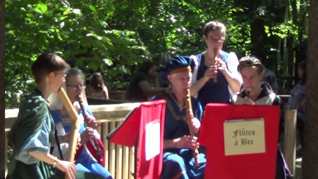 Flute A Bec 01