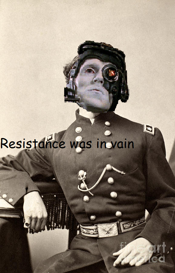 Civil War Borg