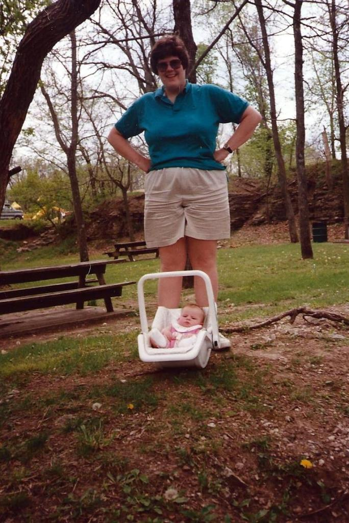 Mother's Day 1997, Tryst Park, Kearney, MO.