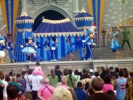 Disney Castle Show