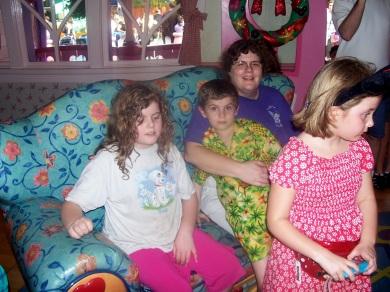 Minnie's Living Room